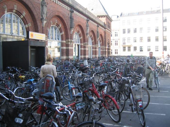 Bici Stazione Copen3