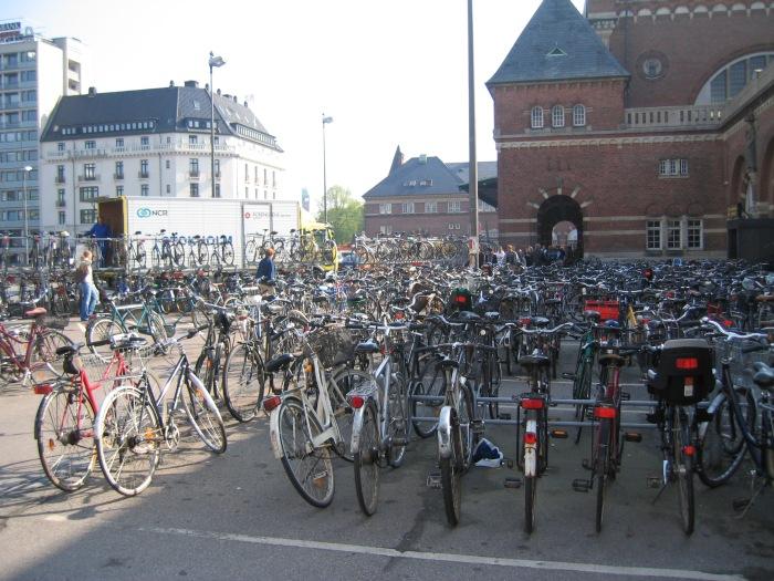 Bici Stazione Copen4