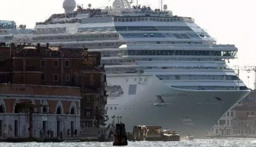Venezia grandi navi