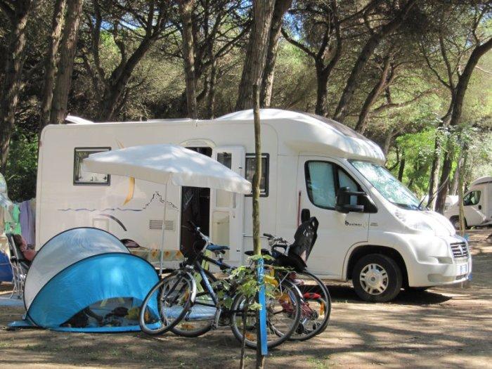 Camping Piomboni